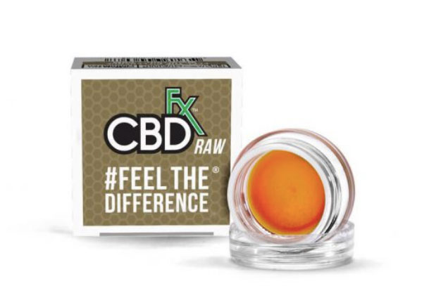 Concentrated CBD Wax Dabs By CBDfx