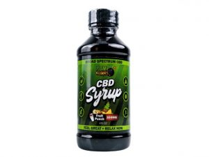 Hemp Bombs 300mg CBD Syrup