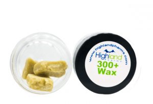 Hemp Wax Crumble By Highland Pharms