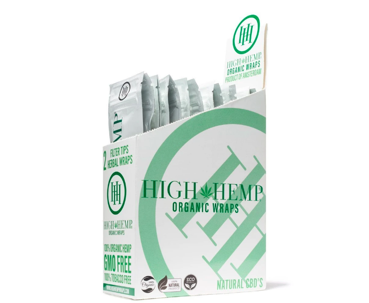 High Hem Organic Wraps