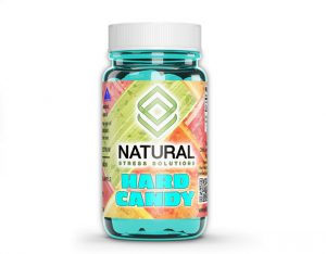 Pure CBD Hard Candies by Natural Stress Solutions